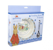 Great Gizmos Bunnykins - Feeding Bowl & Spoon