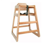 Excellante' Wooden High Chair