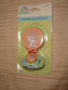 Looney Tunes Pacifier and Holder