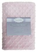 Luna Lullaby Bosom Baby Nursing Pillow Slip Cover, Orange Dot