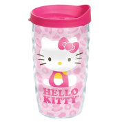 Tervis® Hello Kitty® Cakes Wrap Wavy 300ml Tumbler with Fuchsia Lid