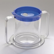 Sammons Preston 2 Handed Cup for Thick Liquids