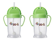 Zoli Baby Bot XL Straw Sippy Cup 270ml - 3 Pack