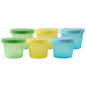 Nurtria Basic Storage Containers 6 pack