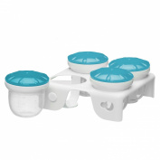 Munchkin Fresh Food Freezer Cups - Turquoise