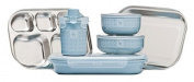Kangovou Kids 9 Piece Dishware Set