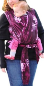 Wrapsody Stretch-Hybrid Baby Carrier, Rowan, One Size