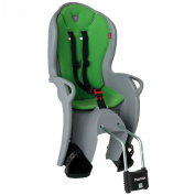 Hamax Kiss bike child seat Children grey/green