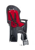 Hamax Smiley bike child seat Children grey/red