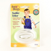 Baby Buddy Toddler Tether, WHITE