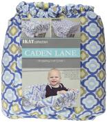 Caden Lane Ikat Collection Chevron Shopping Cart Cover