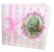 Stephan Baby Keepsake Record Book and Scrapbook