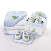 Baby Aspen 3-pc. Frog Bath Gift Set baby gift idea