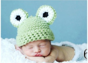Baby Baby Animal Hat Cap Kid Photography Studio Clothing Crochet Knitted Baby Hat Hat Costume Dress