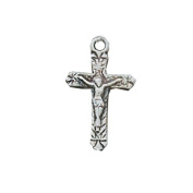 Sterling Silver BABY CRUCIFIX 13 chain