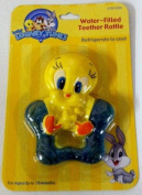 Baby Looney Tunes Tweety Water Filled Teether Rattle - Blue