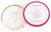 Pearhead Pink Babyprints Tin
