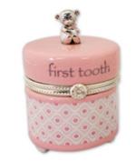 Nat and Jules First Tooth Keepsake Box
