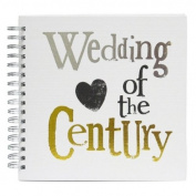 Bright Side- Wedding Keepsake Book - Wedding Of The Centuary