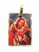 Blessed By Pope Benedict XVI Good Shepherd Medal Engravable