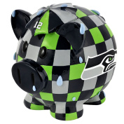 NFL Thematic Piggy Bank