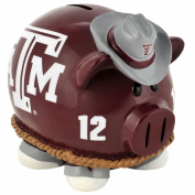 NCAA Texas A & M Aggies Resin Large Thematic Piggy Bank