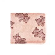 3d Jacquard Blanket - Bears