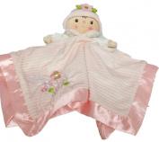 33cm Plush Claire Doll Snuggler Blankie