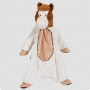 Cream and Brown Horse Sshlumpie 46cm by Douglas Cuddle Toys