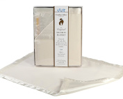 Creme COMFORT SILKIE Security Blanket ~ The Original. The Best. Award Winning.