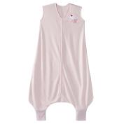 HALO Big Kids SleepSack Lightweight Knit Wearable Blanket, Pink, 4-5T