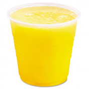 Conex Translucent Plastic Cold Cups, 10oz, 100 Sleeve, 25 Sleeves/Carton