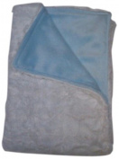Baby Doll Bedding Sheepskin Mini Blanket