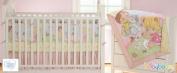 Precious Moments 4pc Crib Nursery Bedding Set