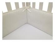 American Baby Company 100% Cotton Percale Crib Bumper