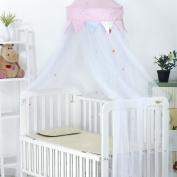 Dele Floor-type Baby Mosquito Net / Children Mosquito Net with Bracket