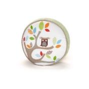 Baby / Child Skip Hop Treetop Friends Decor Pillow - 100% Cotton Features Linen Applique And Embroidery Infant