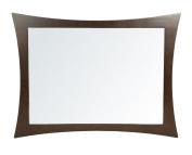 Kidz Decoeur Long Beach Mirror, Mocha