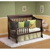 Orbelle Trading Toddler Guard Rail for Sleigh Crib