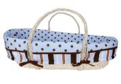 Trend Lab Moses Basket Set