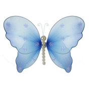 Isabella Butterfly wedding decor- blue