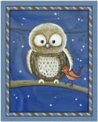 Owls and Birds - Whimsical Nursery Art Prints