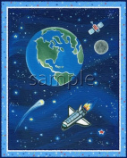 Space Explorer Nursery Art Prints
