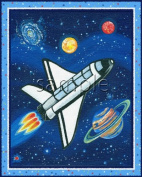 Space Explorer Nursery Art Prints