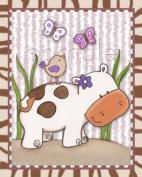 Jungle Jacana Baby Animals Nursery Art Prints