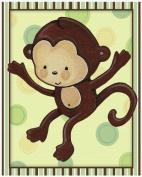 Monkey Nursery Art Prints