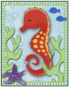 Sealife Ocean Friends Nursery Wall Art