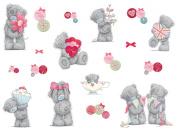 FunToSee Tatty Teddy Celebrations Room Stickers