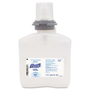 Instant Hand Sanitizer Nourishing Foam, 1200mL Refill, 2/Carton