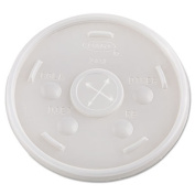 Hinged-Lid Food Containers, Foam, 16oz, White, 25/Bag, 20 Bags/Carton